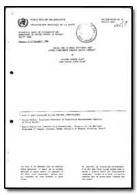World Health Organization : Year 1985-86... by Rosinha Borges Dias
