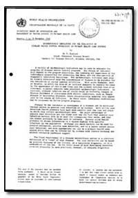 World Health Organization : Year 1985-86... by T. Ruebush
