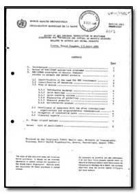 World Health Organization : Year 1985-86... by R. J. Hay