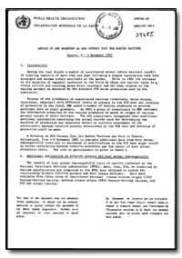 World Health Organization : Year 1985-86... by L. Bruckner