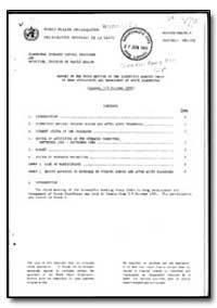World Health Organization : Year 1985-86... by J. R. Hamilton