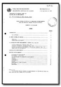 World Health Organization : Year 1985-86... by Conference of Experts On the Rational Use of Drugs