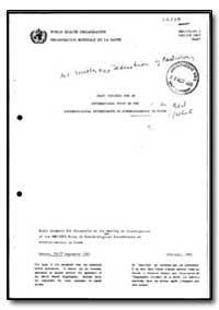 World Health Organization : Year 1985-86... by A. Hafeez Akhta