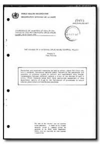 World Health Organization : Year 1985-86... by Rexed, B.