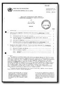 World Health Organization : Year 1985-86... by M. C. Pikeb