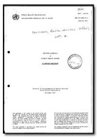 World Health Organization : Year 1985-86... by A. Azirnns