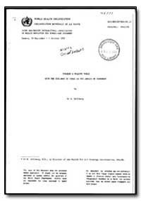 World Health Organization : Year 1985-86... by H. Hellberg, Dr.