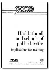 World Health Organization : Year 1987, 1... by World Health Organization