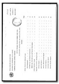 World Health Organization : Year 1987, (... by World Health Organization