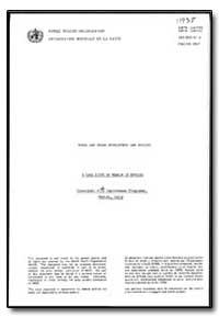 World Health Organization : Year 1987, P... by World Health Organization