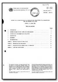World Health Organization : Year 1987 ; ... by H. Srinvasan, Dr.