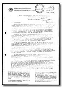 World Health Organization : Year 1987 ; ... by O. Artois