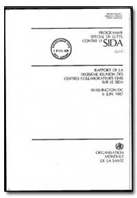 World Health Organization : Year 1987 ; ... by K. Behbehani