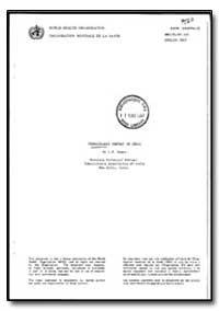 World Health Organization : Year 1987 ; ... by S. P. Pamra
