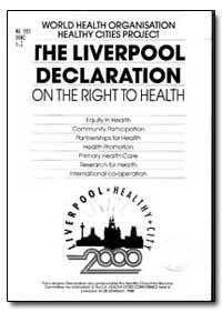 World Health Organization : Year 1988, 5... by World Health Organization