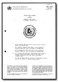 World Health Organization : Year 1988 ; ... by B. B. Gaitonde