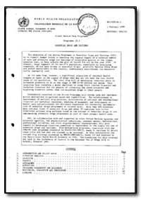 World Health Organization : Year 1988, E... by World Health Organization