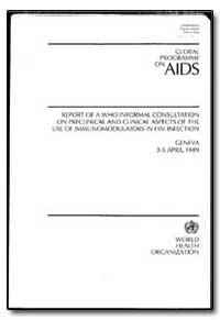 World Health Organization : Year 1989, G... by World Health Organization