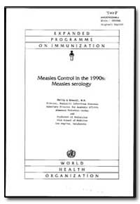 World Health Organization : Year 1990, W... by Philip A Brunell