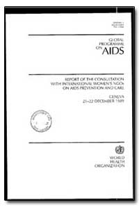 World Health Organization : Year 1991 : ... by World Health Organization