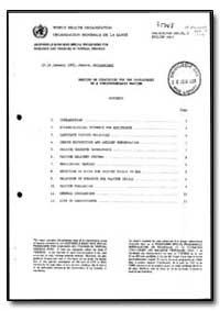 World Health Organization : Year 1991 : ... by World Health Organization