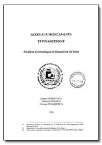World Health Organization : Year 1991, W... by F. S. Antezann, Dr.