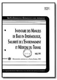 World Health Organization : Year 1991, W... by J. M. Lesl