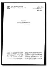 World Health Organization : Year 1992, C... by World Health Organization