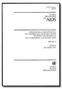 World Health Organization : Year 1992, G... by World Health Organization
