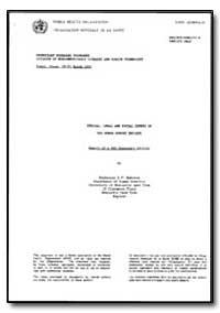 World Health Organization : Year 1992 ; ... by D. F. Roberts