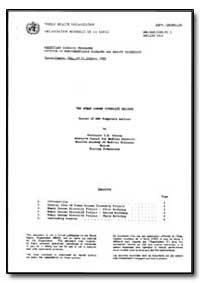 World Health Organization : Year 1992 ; ... by E. K. Ginter