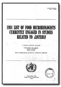 World Health Organization : Year 1992 ; ... by J. Rocourt