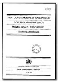 World Health Organization : Year 1992 ; ... by World Health Organization