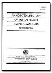 World Health Organization : Year 1992 ; ... by J. M. Bertolote
