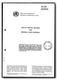 World Health Organization : Year 1992 ; ... by S. L. Ali