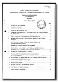 World Health Organization : Year 1993, J... by G. L. Monekosso, Dr.