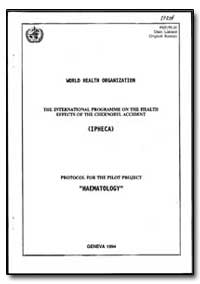 World Health Organization : Year 1993, P... by World Health Organization