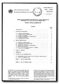 World Health Organization : Year 1993 : ... by T. Fujikura, Dr.