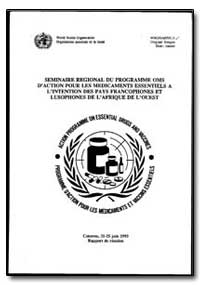 World Health Organization : Year 1993 ; ... by Kassi Manlan