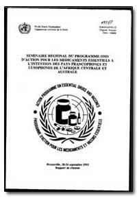 World Health Organization : Year 1993 ; ... by Dorningos Tuto
