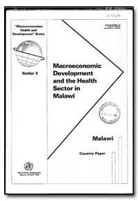 World Health Organization : Year 1993 ; ... by E. E. Ngalande Banda
