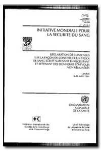 World Health Organization : Year 1993 ; ... by M. Chassaigne