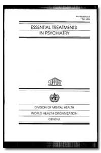 World Health Organization : Year 1993 ; ... by J. M. Bertolote