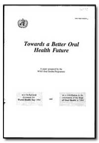 World Health Organization : Year 1993 ; ... by David Barmes, Dr.