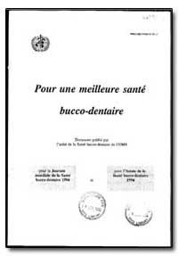 World Health Organization : Year 1993 ; ... by David Barmes, Dr.