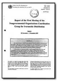 World Health Organization : Year 1993 ; ... by J. B. Blanks