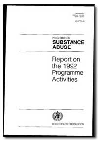 World Health Organization : Year 1993 ; ... by Programme On Substance Abuse