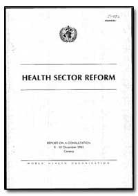 World Health Organization : Year 1994 ; ... by Andrew Cassels