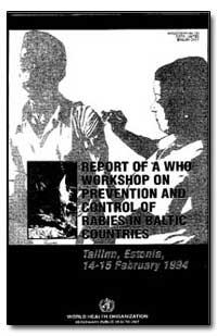 World Health Organization : Year 1994 : ... by Ants Jogiste, Dr., Matti Nautras, Dr., And Ago Par...
