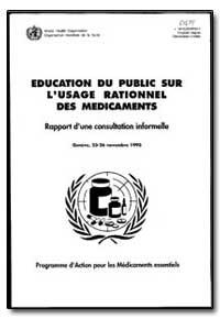 World Health Organization : Year 1994 ; ... by Eva M. A. Ombaka